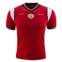 Manchester United Originals 1985 Home Soccer Jersey
