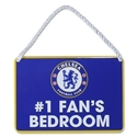 Chelsea No. 1 Fan Sign
