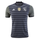Germany 2016 Authentic Away Soccer Jersey