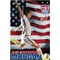 USA 2015 Alex Morgan Poster