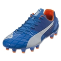 Puma evoSpeed 1.4 FG (Electric Blue Lemonade)