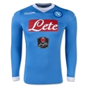 Napoli 15/16 Authentic Home Soccer Jersey