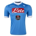 Napoli 15/16 Home Soccer Jersey