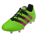 adidas Ace 16.1 FG/AG (Solar Green/Shock Pink/Black)