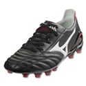 Mizuno Morelia Neo (Black/White/Red)