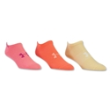 Under Armour Women's No Show Sock 6 Pack (Brights)