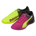 Puma evoSpeed 4.5 Tricks IT (Pink Glo/Safety Yellow)
