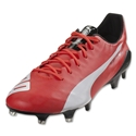 PUMA evoSPEED SL FG (Red/White/Black)