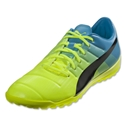 Puma evoPower 3.3 TT (Safety Yellow/Black/Atomic Blue)
