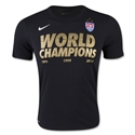 USWNT 2015 World Champions Men's T-Shirt