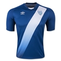 Guatemala 15/16 Home Soccer Jersey