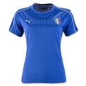 Italy 2016 Women's Home Soccer Jersey