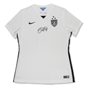 Christie Rampone Signed USA 3 Star Jersey