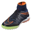 Nike Hypervenom Proximo TF Junior (Black/Total Orange)