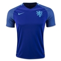 Netherlands 2016 Away Soccer Jersey