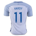 England 2016 VARDY Home Soccer Jersey
