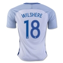 England 2016 WILSHERE Home Soccer Jersey