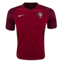 Portugal 2016 Home Soccer Jersey
