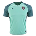 Portugal 2016 Away Soccer Jersey