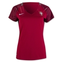 Portugal 2016 Women's Home Soccer Jersey