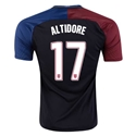 USA 2016 ALTIDORE Away Soccer Jersey