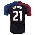 USA 2016 CHANDLER Away Soccer Jersey