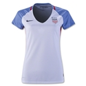 USA 2016 Women's Home Soccer Jersey