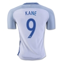 England 2016 KANE Authentic Home Soccer Jersey