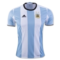 Argentina 2016 Home Soccer Jersey