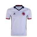 Colombia 2016 Youth Home Soccer Jersey