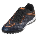 Nike Hypervenom Finale TF (Black/Total Orange)