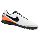 Nike Tiempo Mystic V TF (White/Total Orange)