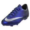 Nike Mercurial Victory V CR7 FG Junior (Deep Royal Blue/Racer Blue)