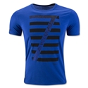 Nike Ronaldo Logo T-Shirt (Royal Blue)