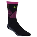 Nike Strike Mercurial Football Socks (Bk/Fl Pi)