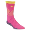 Nike Strike Mercurial Football Socks (Neon Pink)