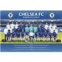 Chelsea 15/16 Roster Poster