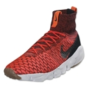 Nike Air Footscape Magista Flyknit (Bright Crimson/Black)