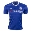 Chelsea 16/17 Authentic Home Soccer Jersey