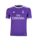 Real Madrid 16/17 Youth Away Soccer Jersey