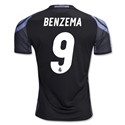 Real Madrid 16/17 BENZEMA Third Soccer Jersey