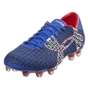 Under Armour Clutchfit Force 2.0 FG USA (White/Red/Team Royal)