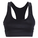 Elite Compression Sports Bra (Black)