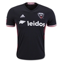 DC United 2016 Home Soccer Jersey