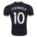 DC United 2016 ESPINDOLA Home Soccer Jersey
