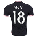 DC United 16/17 ROLFE Home Soccer Jersey