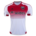 DC United 2016 Away Soccer Jersey