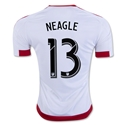DC United 2016 NEAGLE Away Soccer Jersey