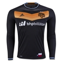 Houston Dynamo 2016 LS Authentic Away Soccer Jersey