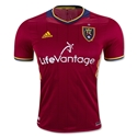 Real Salt Lake 2016 Authentic Home Soccer Jersey